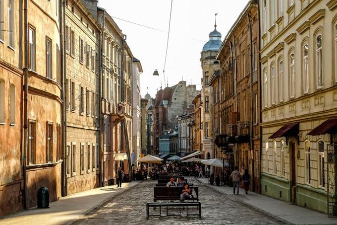Lviv - Kamila Napora