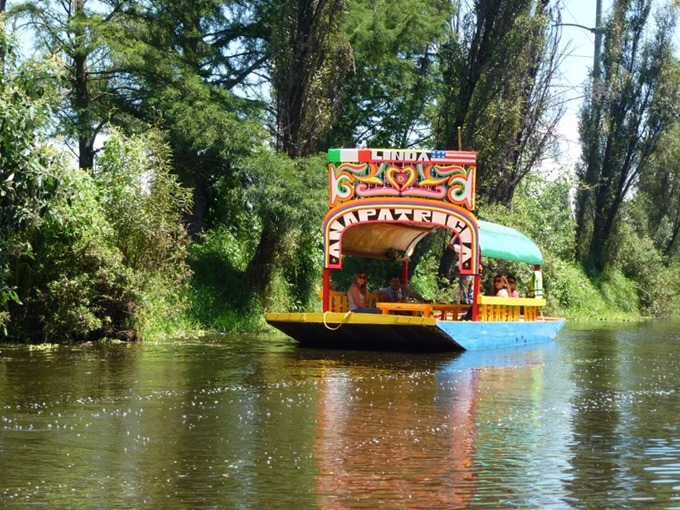 Mexico City Xochimilco - Michele Peterson