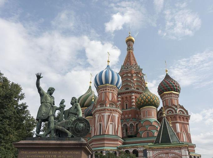 Moscow - Margherita Ragg
