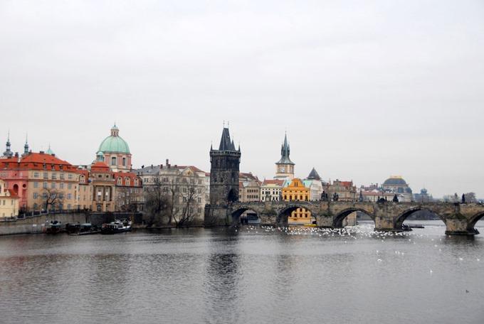 Prague - Christina