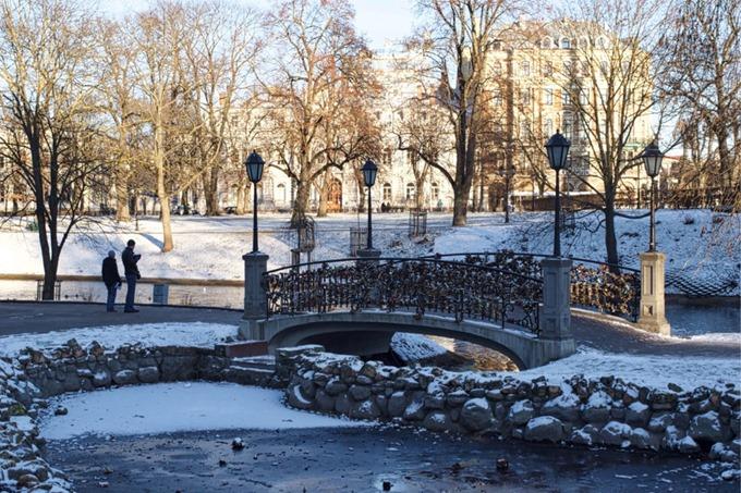 Riga parks
