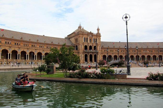 Sevilla - Martina Benedetto