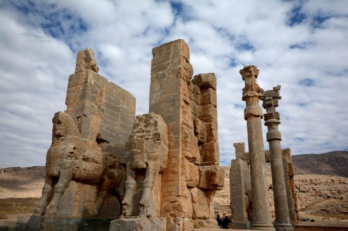 Shiraz ruins - 100 Fantastic Cities for City Breaks, as chosen by travel bloggers (part 5)