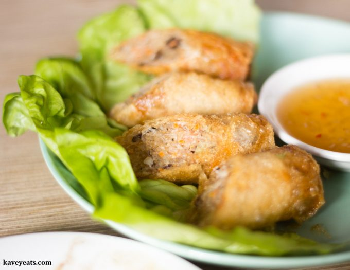 Cha Gio (Vietnamese Fried Spring Rolls)