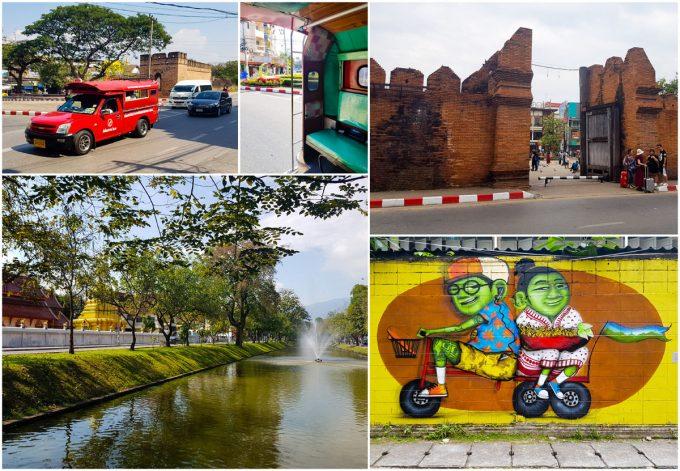 Scenes in Chiang Mai