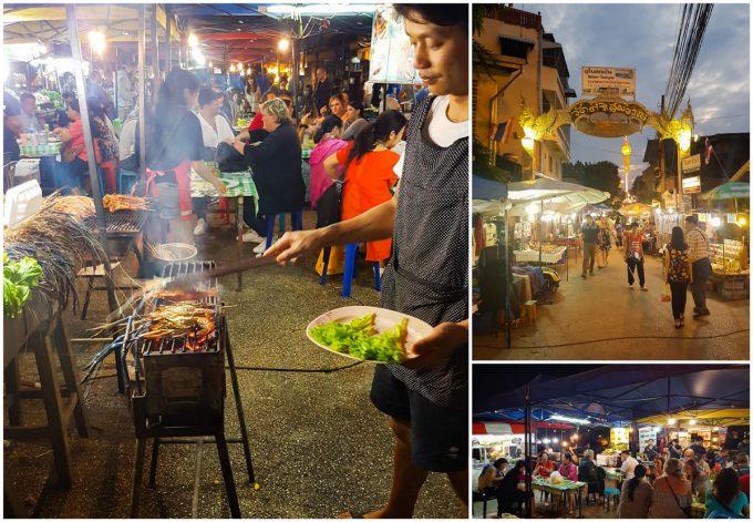 Chiang Mai Night Markets