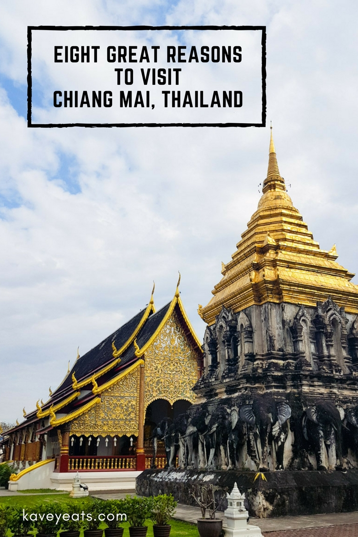 Chiang Mai Wat Chiang Man Temple