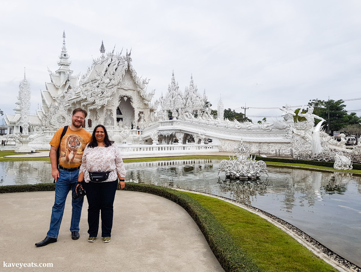 The White Temple & Other Sites in Thailand's Chiang Rai