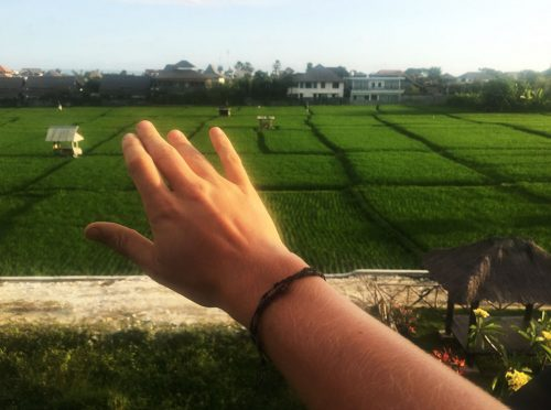 Backpacker bracelet - The best souvenirs to buy in Thailand