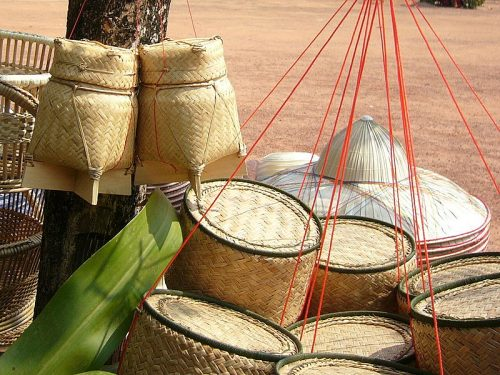 Woven ware - The best souvenirs to buy in Thailand