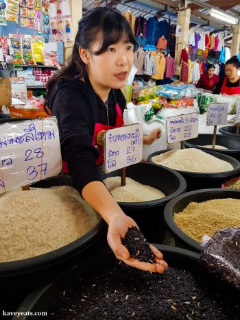 Rice - The best souvenirs to buy in Thailand