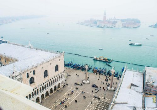 Campanile di San Marco - The Best Places to Enjoy a Panoramic View of Venice (Bianca M)