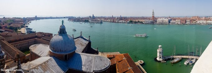 Campanile di San Giorgio Maggiore Venice - The Best Places to Enjoy a Panoramic View of Venice