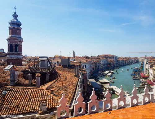 Fondaco dei Tedeschi Venice - The Best Places to Enjoy a Panoramic View of Venice