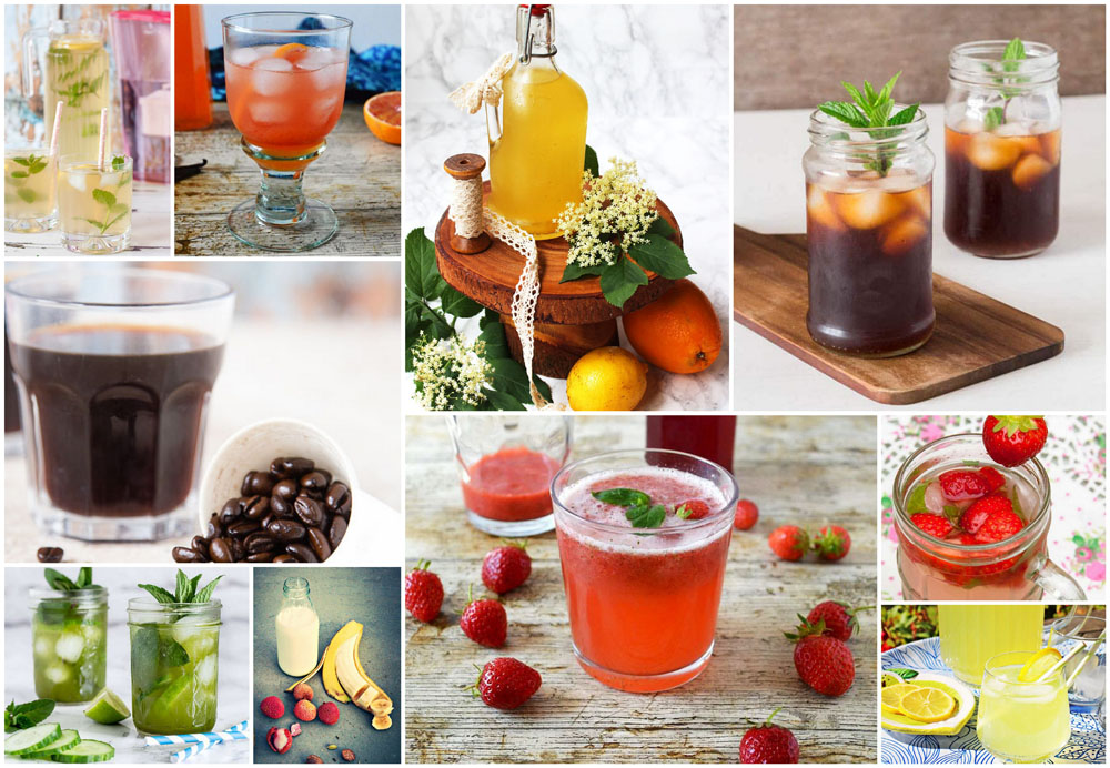 Picnic Recipes | 11 Thirst-Quenching Drinks