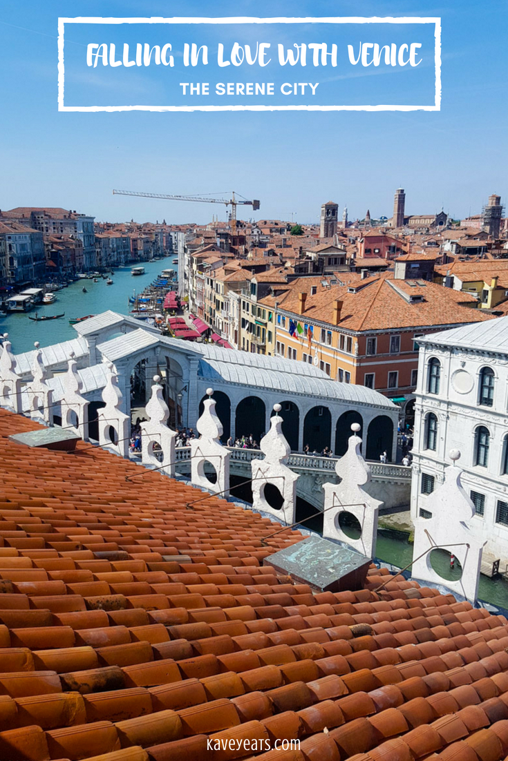 Falling in Love with Venice, a video introduction