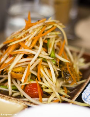 Lao Cafe, a casual restaurant in London, offers delicious authentic food from Laos