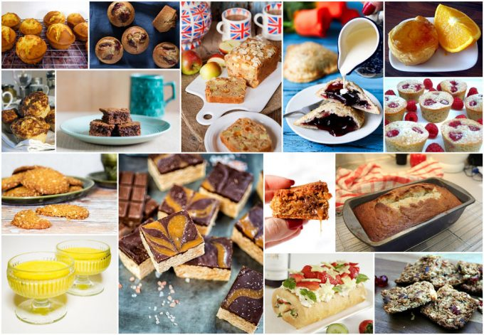 10 Scrumptious Sweet Recipes that are perfect for picnics