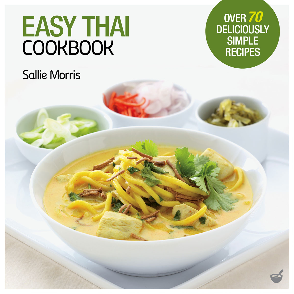 Cookery book jacket image for Easy Thai Cookbook by Sallie Morris