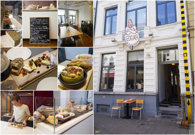 Where to Eat in Ghent (Gent) - Edgar Kaasbar - All-In-One Guide to Visiting Ghent, Belgium on Kavev Eats
