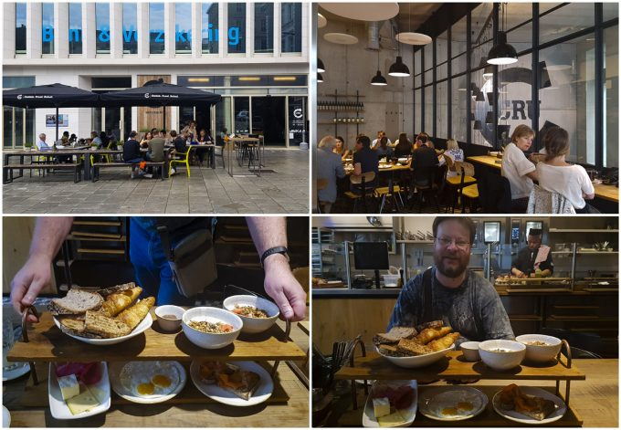 Where to Eat in Ghent (Gent) - CRU - All-In-One Guide to Visiting Ghent, Belgium on Kavev Eats