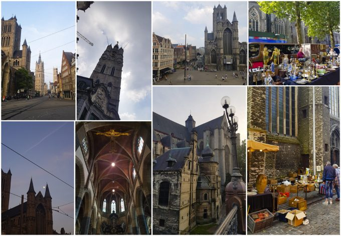 Cathedrals and Churches - All-In-One Guide to Visiting Ghent, Belgium on Kavev Eats