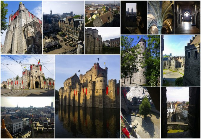 Gravensteen Castle - All-In-One Guide to Visiting Ghent, Belgium on Kavev Eats