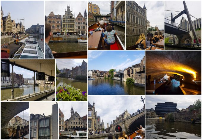 Boat Tours - All-In-One Guide to Visiting Ghent, Belgium on Kavev Eats