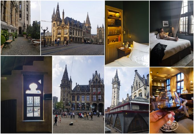 Where to Stay - Hotel The Post 1898 - All-In-One Guide to Visiting Ghent, Belgium on Kavev Eats