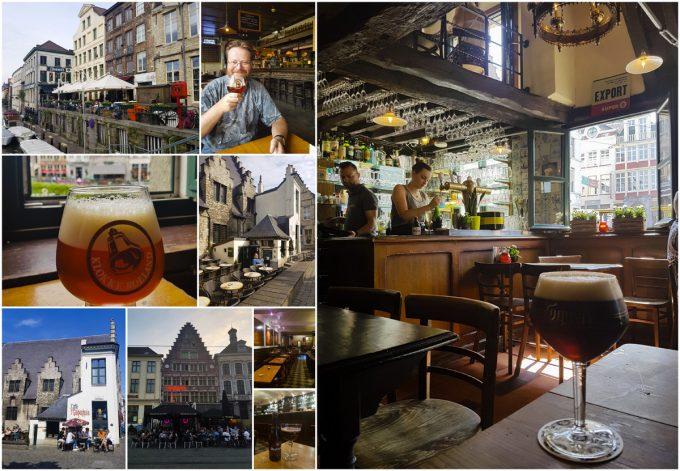 Gruut Brewery - All-In-One Guide to Visiting Ghent, Belgium on Kavev Eats