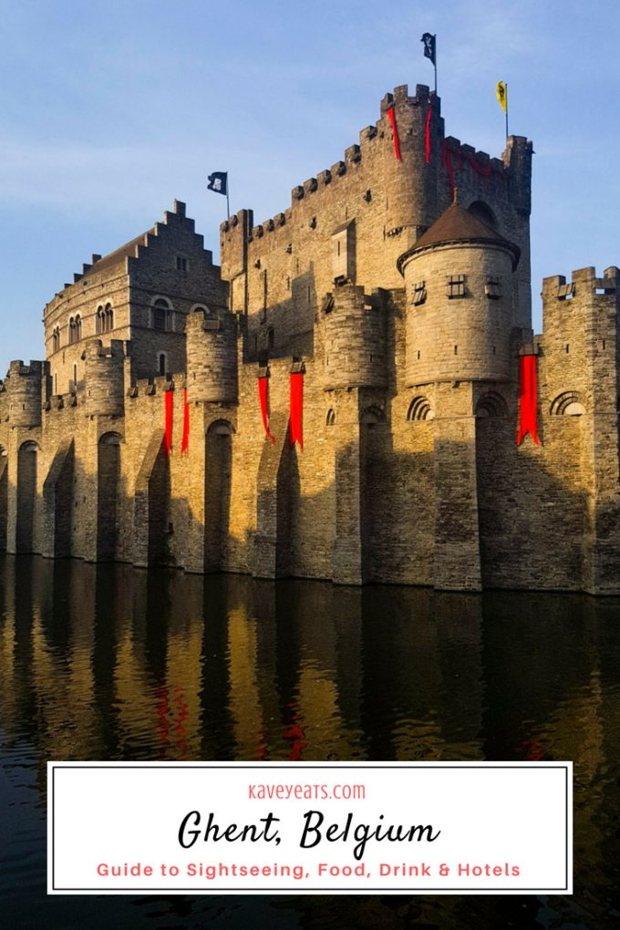All-In-One Guide to Visiting Ghent, Belgium on Kavev Eats