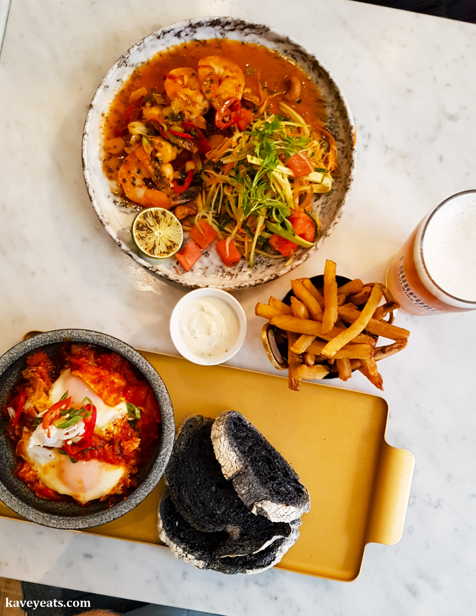 Scarlett Green in Soho offers Aussie-inspired all day cafe bar and restaurant culture in the heart of London