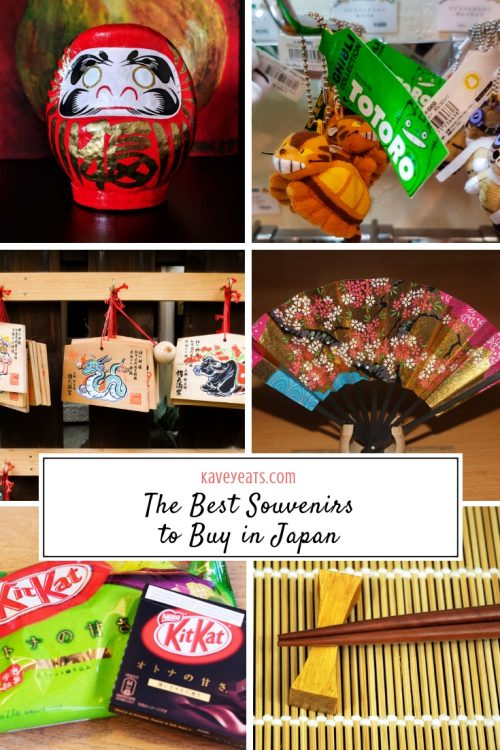 The Best Souvenirs from Japan - lots of great ideas for your holiday shopping in japan