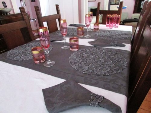 Table Linen from Burano (Best Souvenirs from Italy)