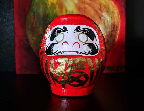 Daruma Doll (Best Souvenirs from Japan)