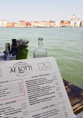 Favourite Places to Eat Pizza in Venice