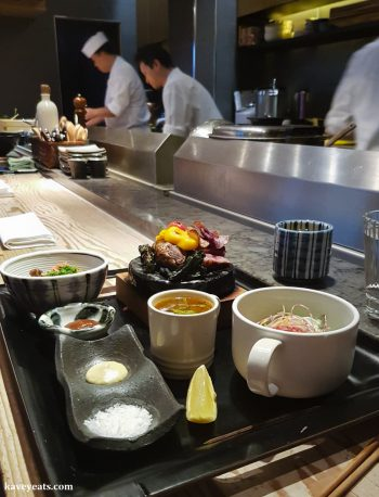 A celebratory omakase meal at Engawa Japanese restaurant in Soho, London
