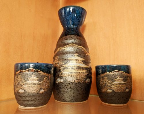 Japanese Sake Set (Best Souvenirs from Japan)