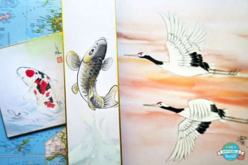 Japanese Paintings (Best Souvenirs from Japan)
