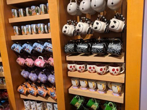 Disney Merchandise Mugs - The Best Souvenirs to Buy in the USA