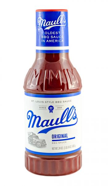 Maull's Original BBQ Sauce - The Best Souvenirs to Buy in the USA