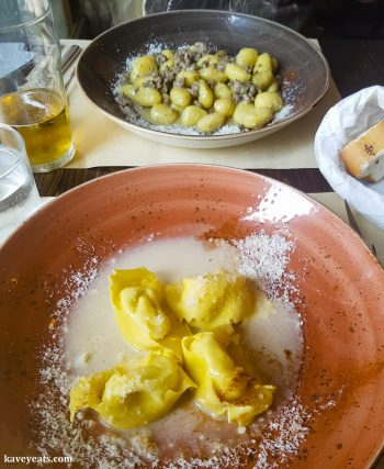 Nevodi, a fantastic traditional restaurant in Venice's laidback Castello district.
