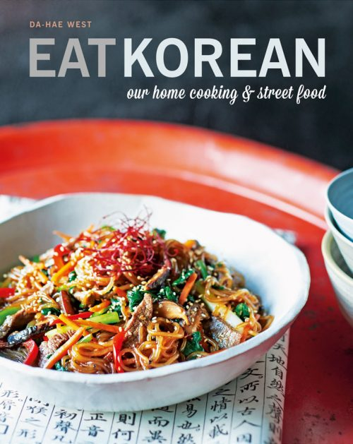 Book jacket for Eat Korean