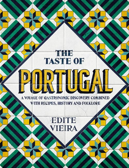 Book jacket for The Taste Of Portugal by Edite Vieira