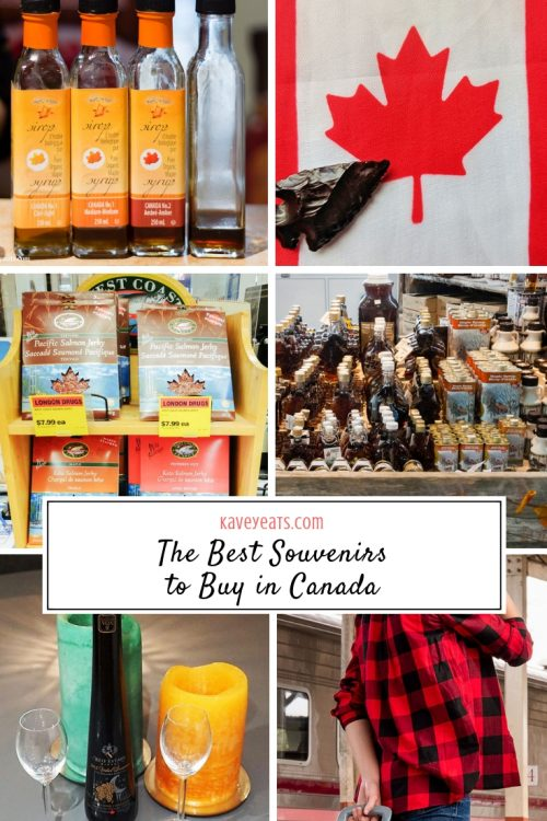 The Best Souvenirs to Buy in Canada