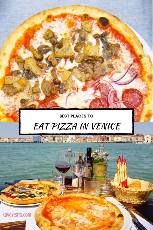 Best Places to Eat Pizza in Venice