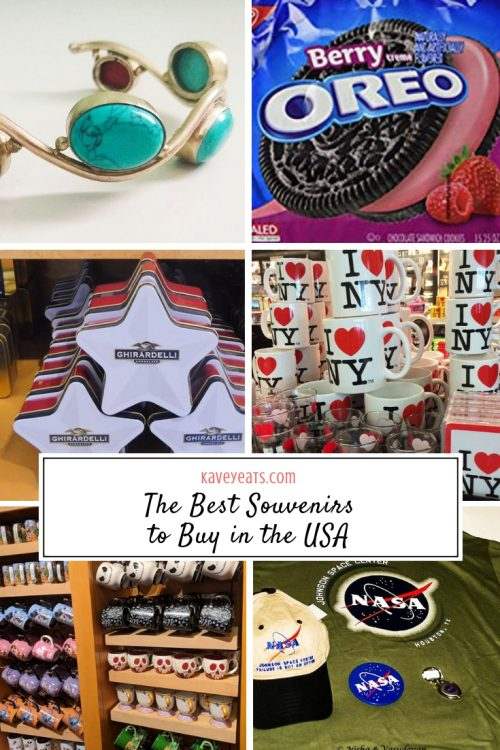 The Best Souvenirs to Buy in the USA