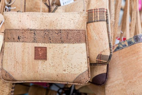 Portuguese Cork Handbag