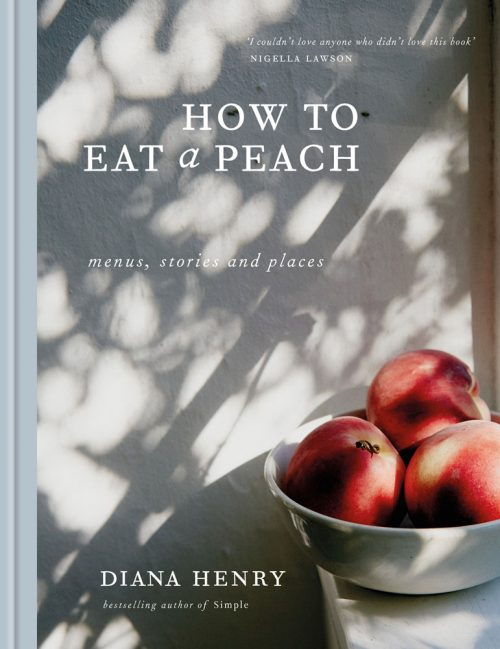 Book jacket for How to Eat a Peach