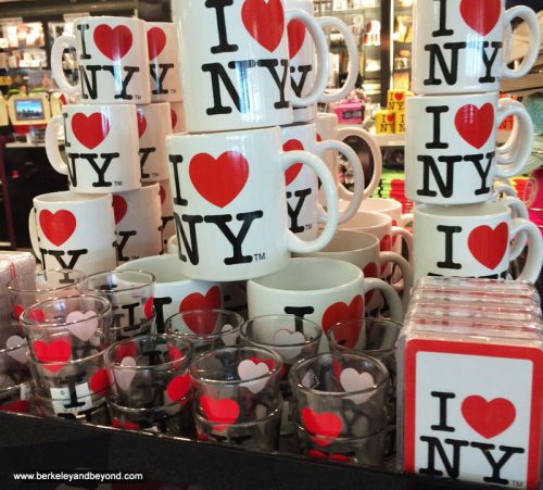 I Love NY Souvenirs - The Best Souvenirs to Buy in the USA